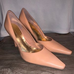 BCBGirls Peach Stilettos